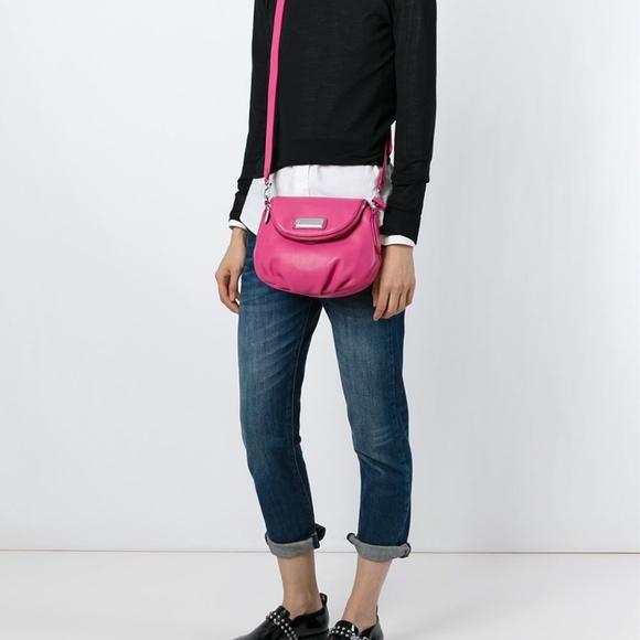 7b96030c18d0 Marc Jacobs Pink Mini Natasha Crossbody Bag. M 5a8d626400450f55fcb02a6e